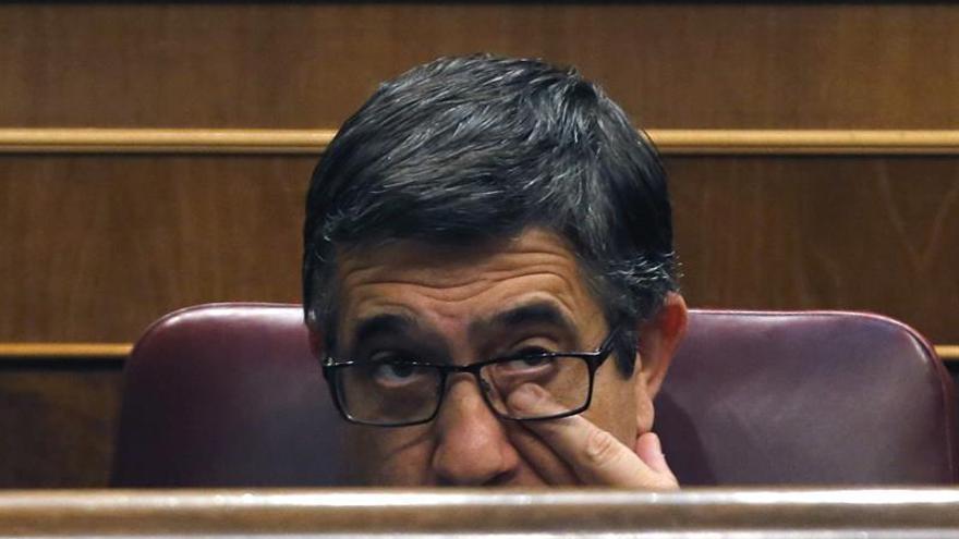 Patxi López renuncia a los 11.000 euros al mes como expresidente del Congreso