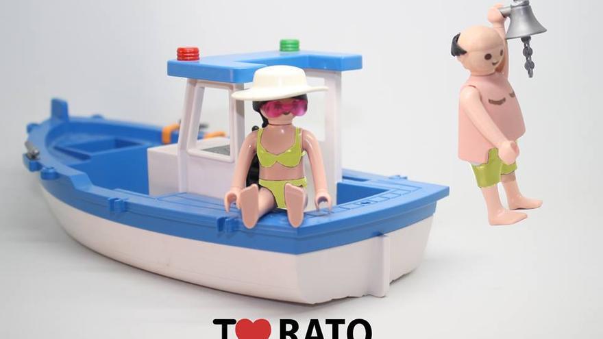 I love Rato