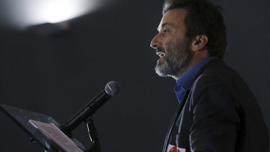 Mauricio Valiente cree que el referéndum de IU sobre candidaturas conjuntas será la próxima semana