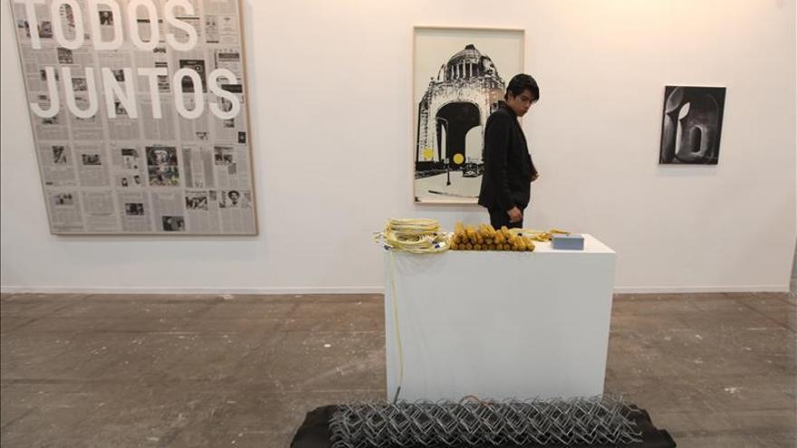 """La feria de arte Zona MACO abre sus puertas al público en su año de """"consolidación"""""""