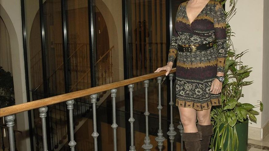 Carmen Martínez-Bordiú, condenada a pagar 47.200 euros a un diseñador de vestuario