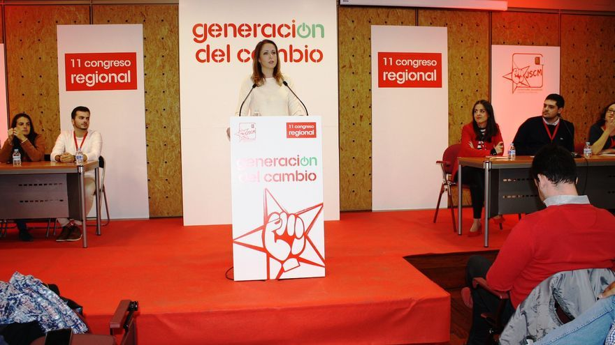 Cristina Maestre. FOTO: PSOE CLM