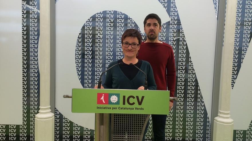 """ICV irá a los actos institucionales de la Diada """"como siempre"""" y pide un referéndum"""