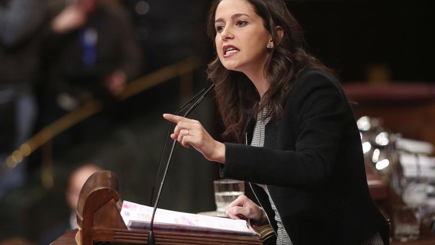 Arrimadas propone dar más protagonismo a los militantes de Cs si es presidenta del partido