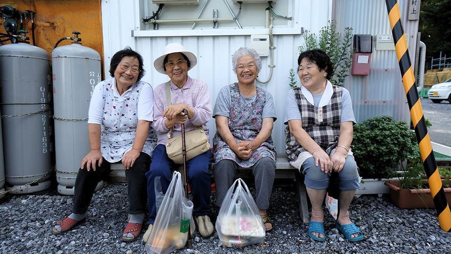 La isla de Okinawa reúne más centenarios per cápita que cualquier otro lugar del mundo.