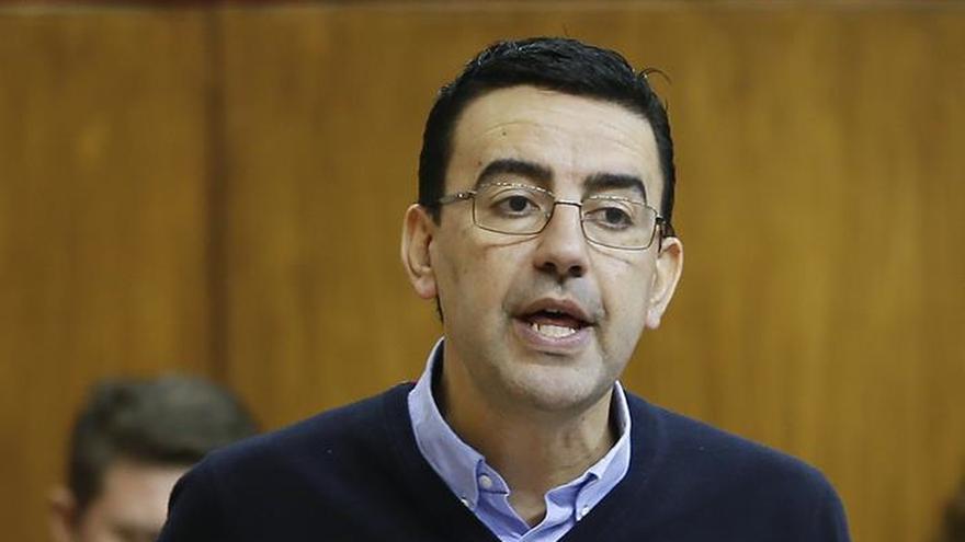 Jiménez admite que la candidatura de unidad daría mucha fuerza al PSOE