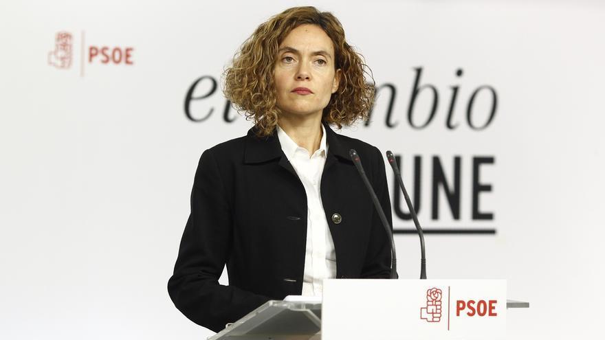 El PSOE sigue defendiendo el 'No a la guerra' pero cree que no es el momento de sacar esa bandera