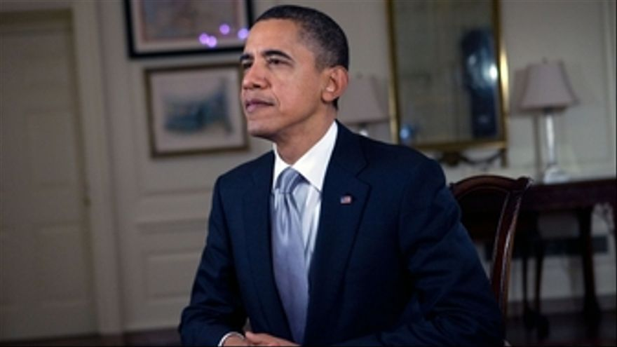 Presidente de Estados Unidos (EEUU) Barack Obama, discurso semanal 11 diciembre