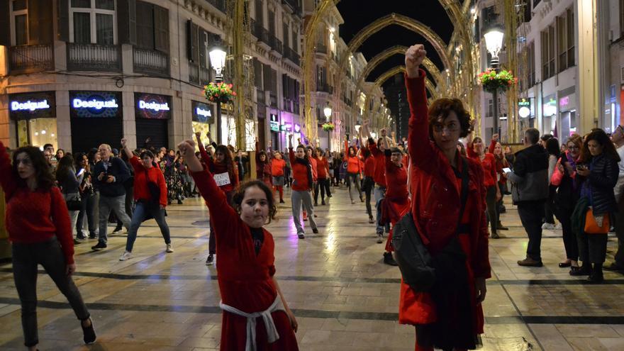 Manifestación del 8 de marzo en Málaga   N.C.