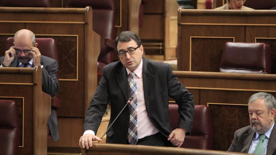 """El PNV ve """"lógica"""" la dimisión de Mato ante la """"delicada situación política"""" y el debate anticorrupción del Congreso"""
