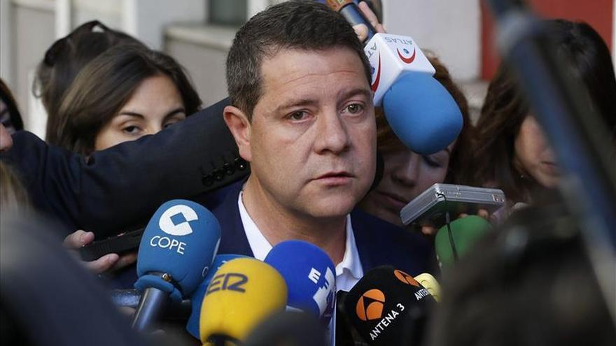 Page cree que no habrá más candidatos que Sánchez en las primarias del PSOE