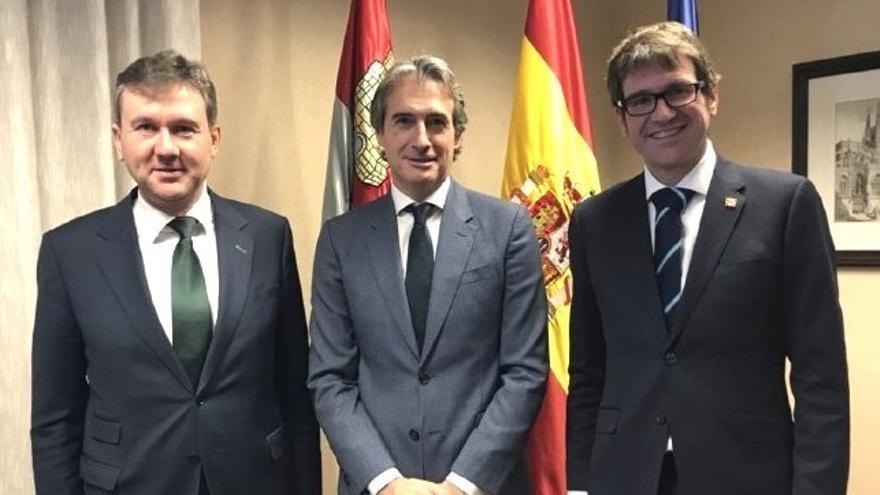 Vitoria estará conectada con Burgos en media hora y con Madrid en poco más de dos horas gracias al TAV