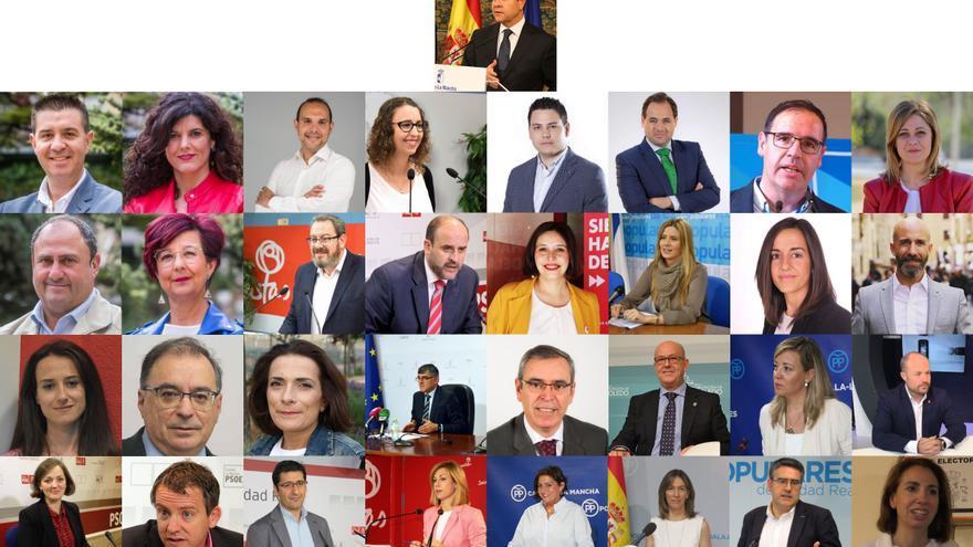 García-Page buscará el apoyo de Ciudadanos también en las Cortes castellano-manchegas