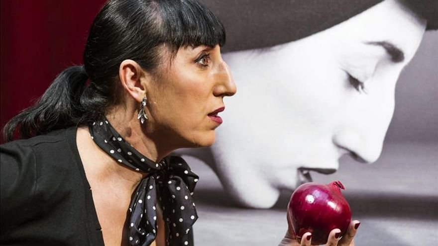 """Rossy de Palma lleva al Teatro Español el surrealismo de """"Resilienza d'Amore"""""""