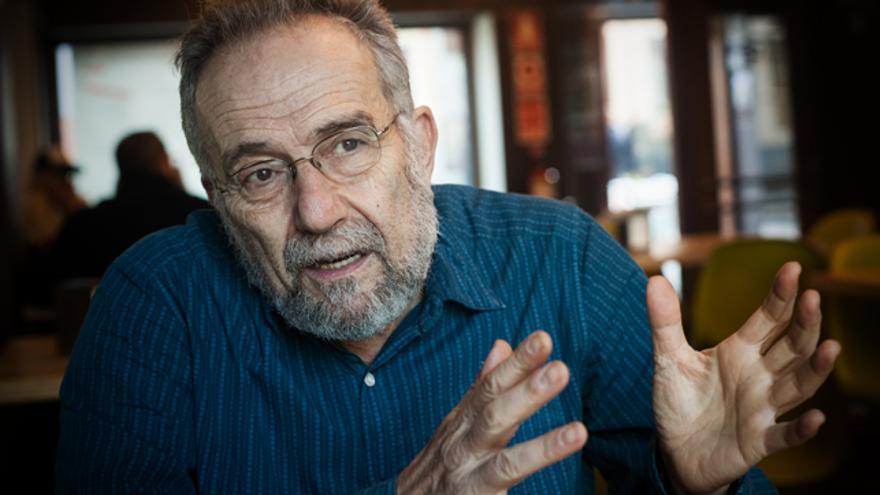 Pedro Arrojo.