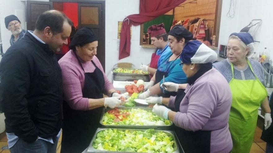 Los bancos de alimentos de Andalucía, Ceuta y Melilla beneficiaron a ocho de cada 100 habitantes en 2014