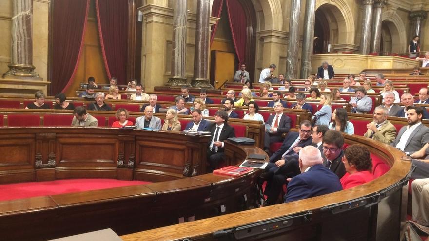 El Parlament rechaza una iniciativa de SíQueEsPot para blindar el Consell de Garanties