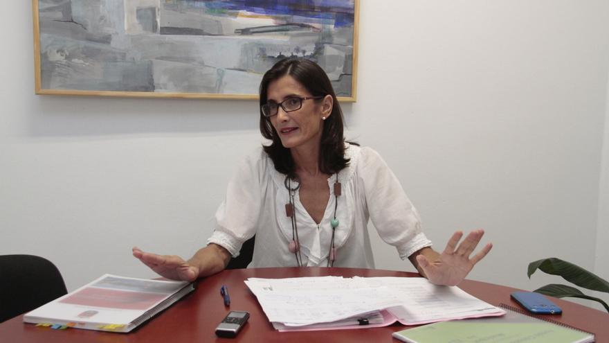Mariate Lorenzo, inminente consejera de Turismo, Cultura y Deportes (FELIPE DE LA CRUZ)