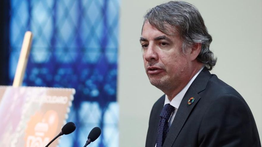 El expresidente de la SEPI y secretario de Innovación de la Junta de Andalucía cuando se convocó el concurso para la explotación de la mina de Aznalcóllar, Vicente Fernández.