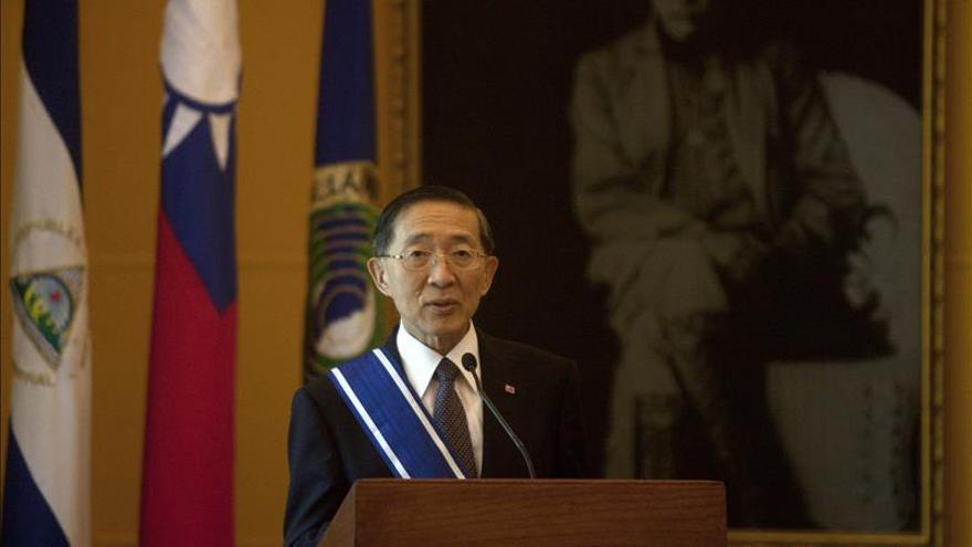 El canciller de Taiwán ratifica la disposición de seguir cooperando con Guatemala