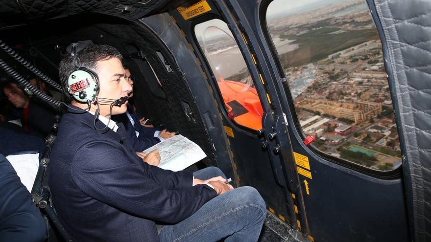 Pedro Sánchez visita este lunes las provincias de Níjar y Almansa para conocer el impacto del temporal