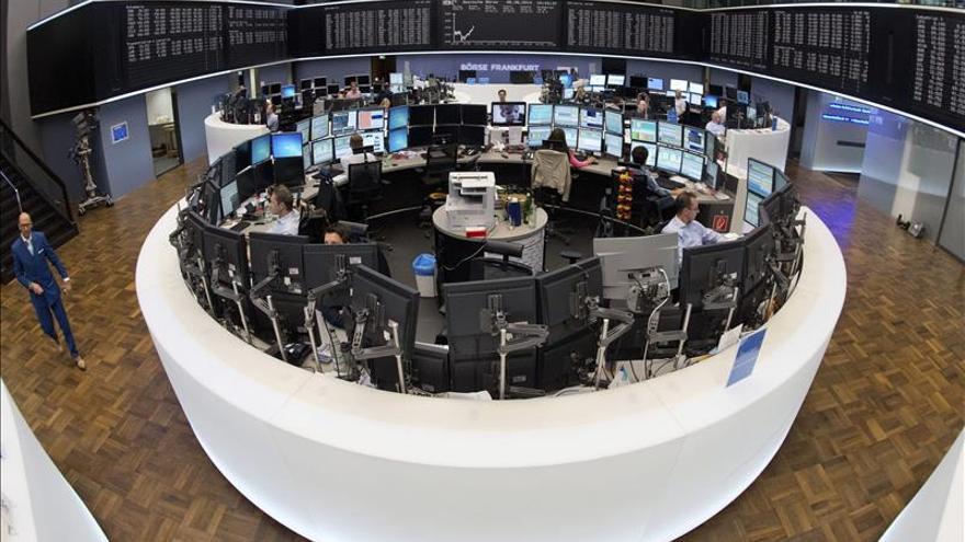 La Bolsa de Fráncfort baja un 0,36 % en la apertura
