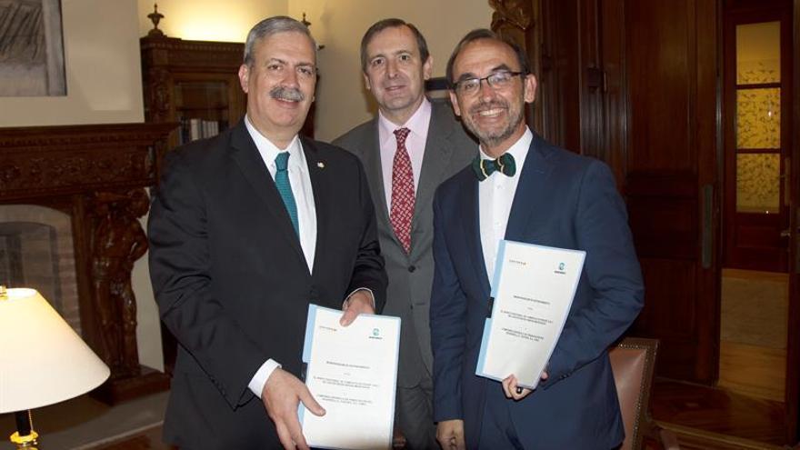 Entidades estatales de México y España pactan impulsar comercio e inversión