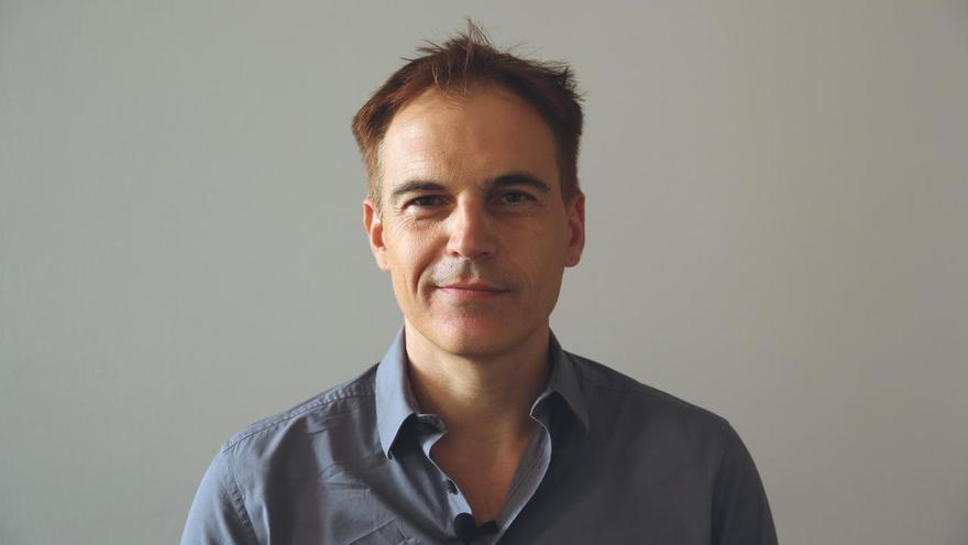 Gerhard Schick, exdiputado de los verdes que ha creado Finanzwende para cambiar el mundo de las finanzas.