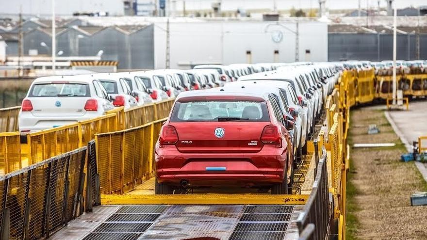 La planta de Volkswagen Navarra aumenta un 12% su producción hasta septiembre, con 236.174 unidades