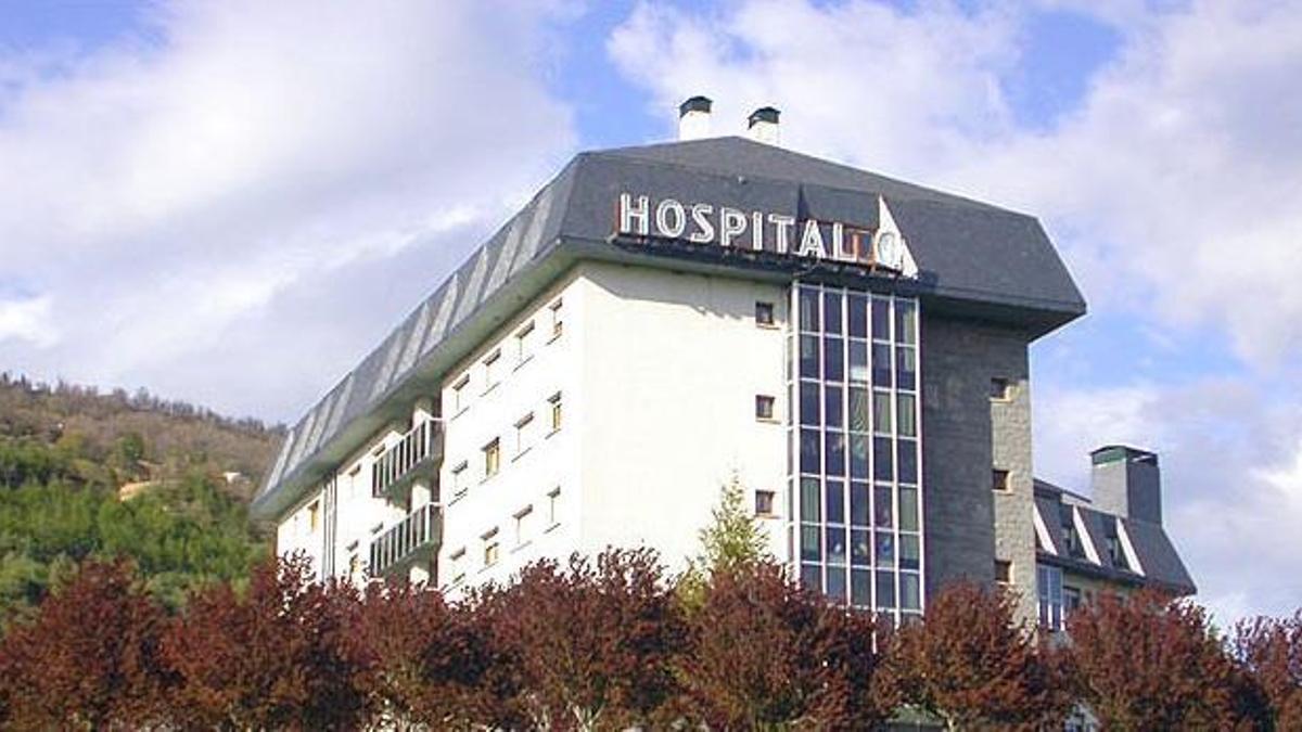 Hospital de Jaca.