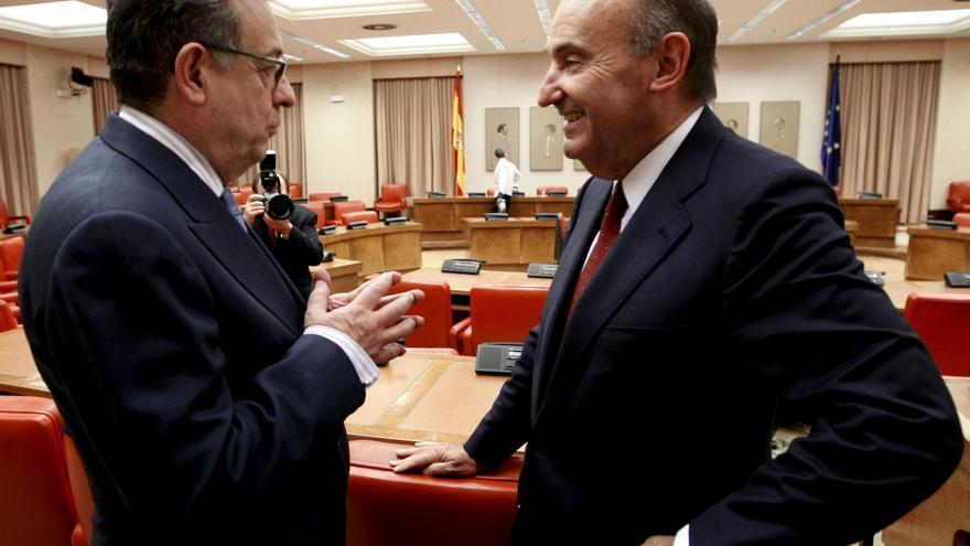 """El Congreso acoge un homenaje a los """"padres"""" de la Constitución"""