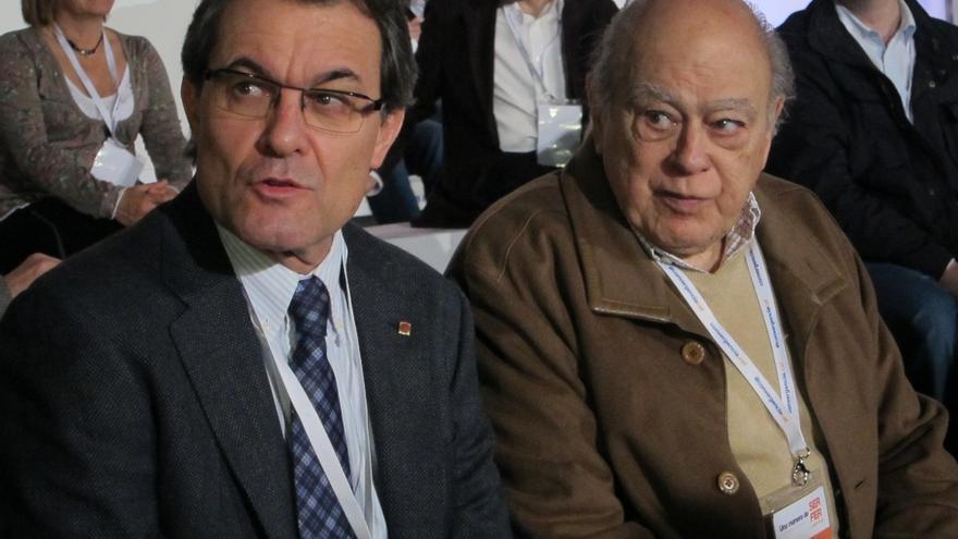 """Rivera aconseja a Mas que para pagar la fianza por el 9-N pida ayuda a Pujol, que le puede dar """"fajos de billetes"""""""