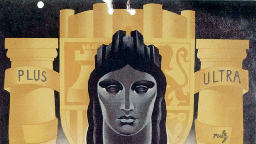 Calendario de Guerra, año 1930, editado por la España republicana.