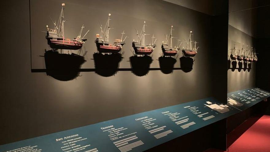 El Museo Naval da voz a los protagonistas de la primera circunnavegación
