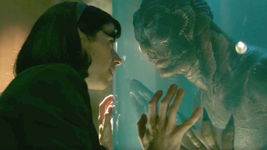 'La forma del agua', de Guillermo del Toro