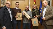 Borja Palacio y Jesús de Cos ganan el Geotour Saja-Nansa, la primera iniciativa de ocio rural de geocaching de España