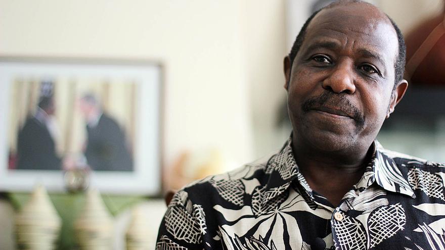Paul Rusesabagina, en cuya historia se inspiró la película 'Hotel Ruanda', es hoy uno de los hombres más odiados del régimen de Kagame/ Fotografía: Jon Cuesta