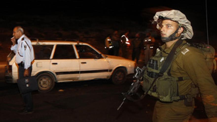 Israelíes tiroteados en Cisjordania