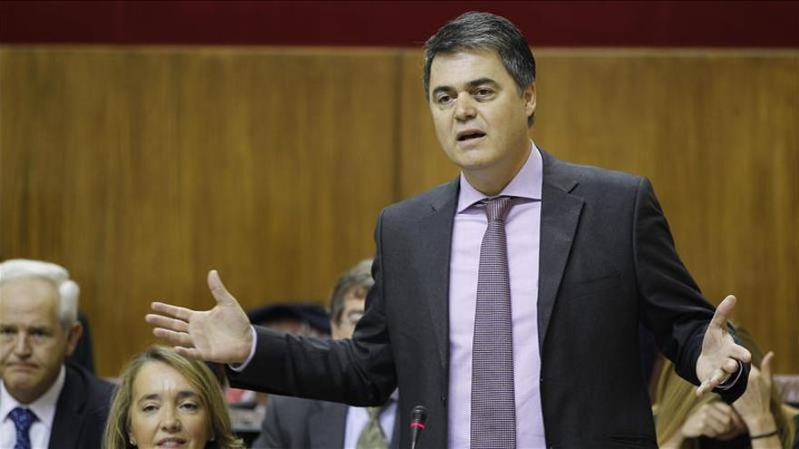 El PP se opondrá a la investidura de Susana Díaz en todas las votaciones posibles