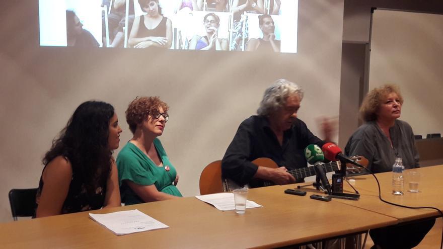 Presentación del Festival Voix Vives de Toledo en el Instituto Francés de Madrid