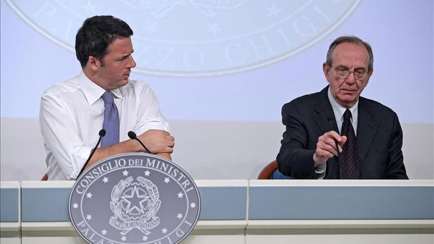 Italia anuncia la devolución gradual a los jubilados con pensiones congeladas