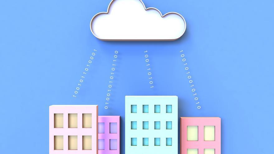 La nube, refugio de los datos de las empresas