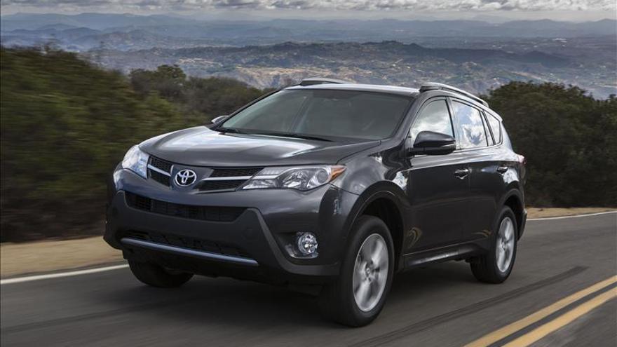 Toyota ampliará la producción del todocaminos RAV4 en Norteamérica
