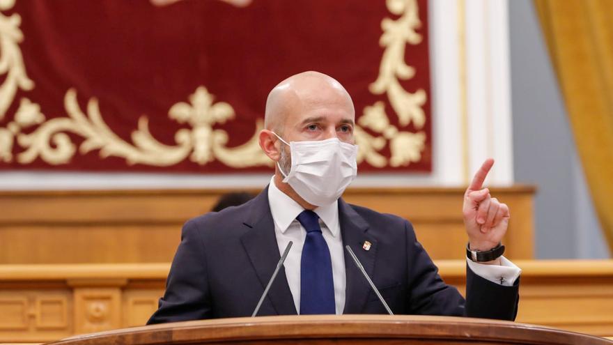 """Ciudadanos acusa a Page de limitarse a hacer """"gracietas"""" en la Conferencia de Presidentes mientras se decidía una """"España de los privilegios"""""""