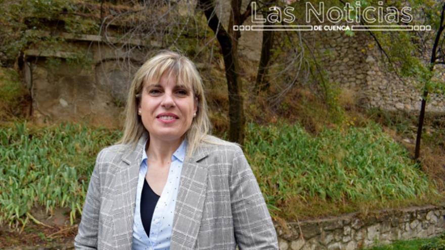 Marta Peñuelas, emprendedora conquense
