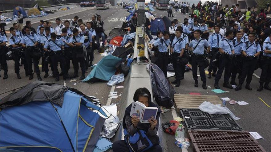 Miles de hongkoneses vuelven a las calles para pedir democracia