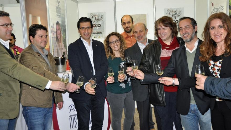 Presentación de 'Los Sabores del Quijote' en Piedrabuena / Diputación de Ciudad Real