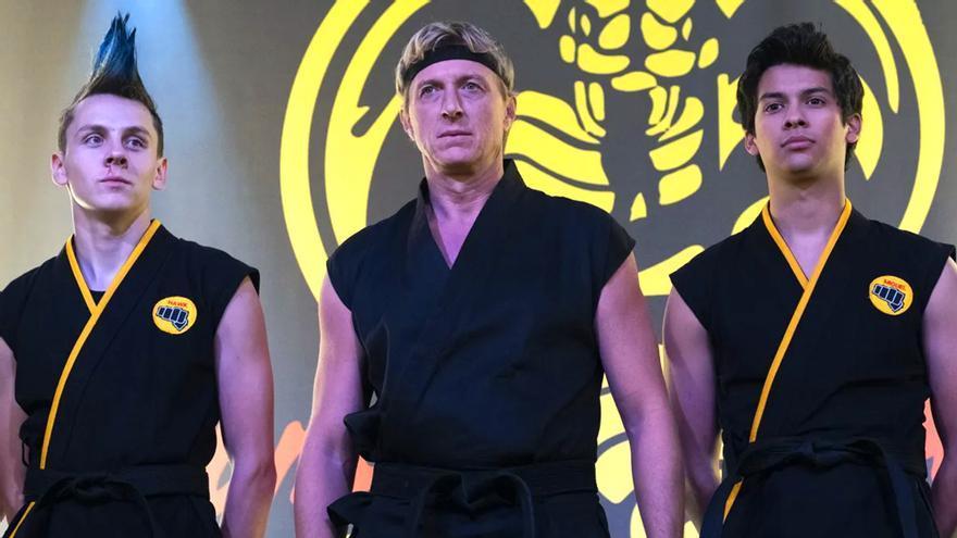 William Zabka en 'Cobra Kai'