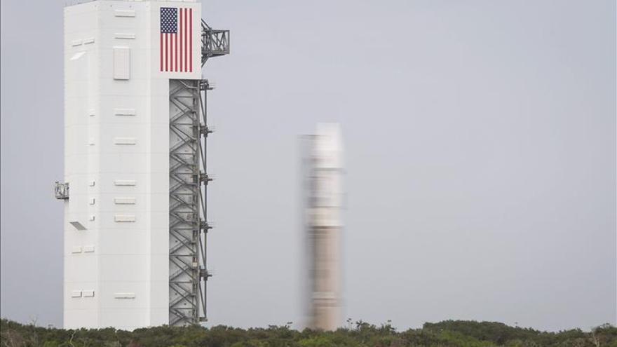 Despega la misión de la NASA que investigará la pérdida de la atmósfera de Marte
