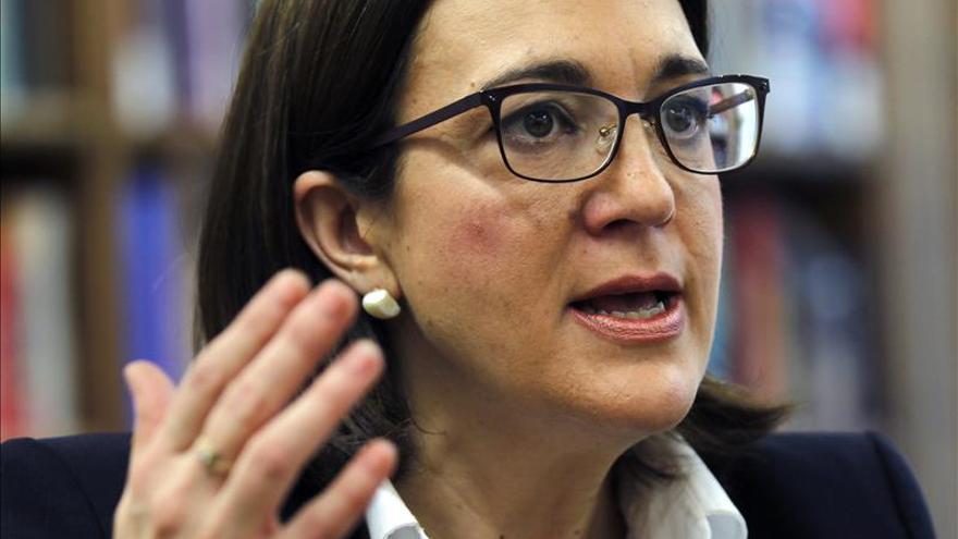Soraya Rodríguez anuncia una batalla jurídica y parlamentaria sobre las becas Erasmus